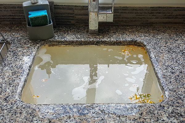 Clogs And Drain Cleaning Clogged Sink, clogged sink, causes of clogged sink