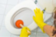 toilet clog causes, common toilet clogging causes