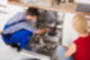 Clogged Dishwasher Dishwasher Mechanic