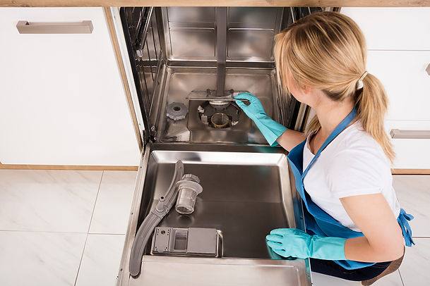 dishwasher leaks and malfunctions, common dishwasher problems, causes of dishwasher leaks, how to fix my dishwasher