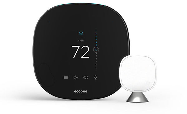 smart thermostat ease ecobee