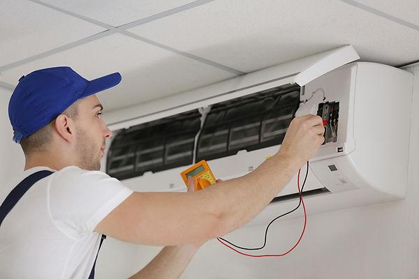 Energy Saving Tips Air Con Check