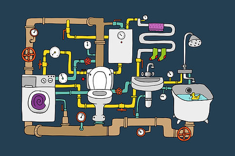 how to keep plumbing perfect