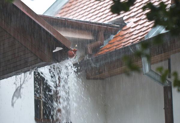 rainy season prep tips roof leaks