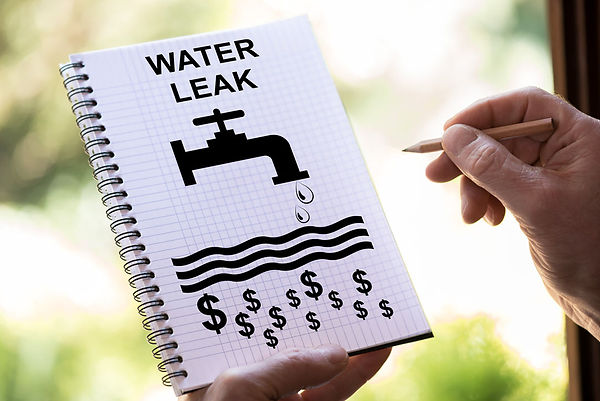 money saving plumbing tips leaks
