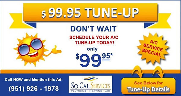 air conditioning maintenance, air conditioning promo, air conditioner tune up