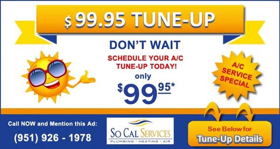 air conditioning maintenance, air conditioner promo, air conditioner tune up