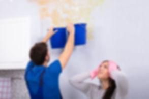 home water leaks