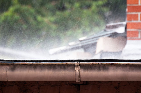 how rain affects plumbing, how storms affect plumbing, weather and plumbing, rain damage to house, property damage from rain