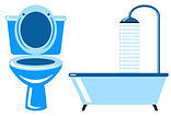 toilet repair, toilet replacement, new toilets, low flow toilets, fix clogged toilets, replace shower heads