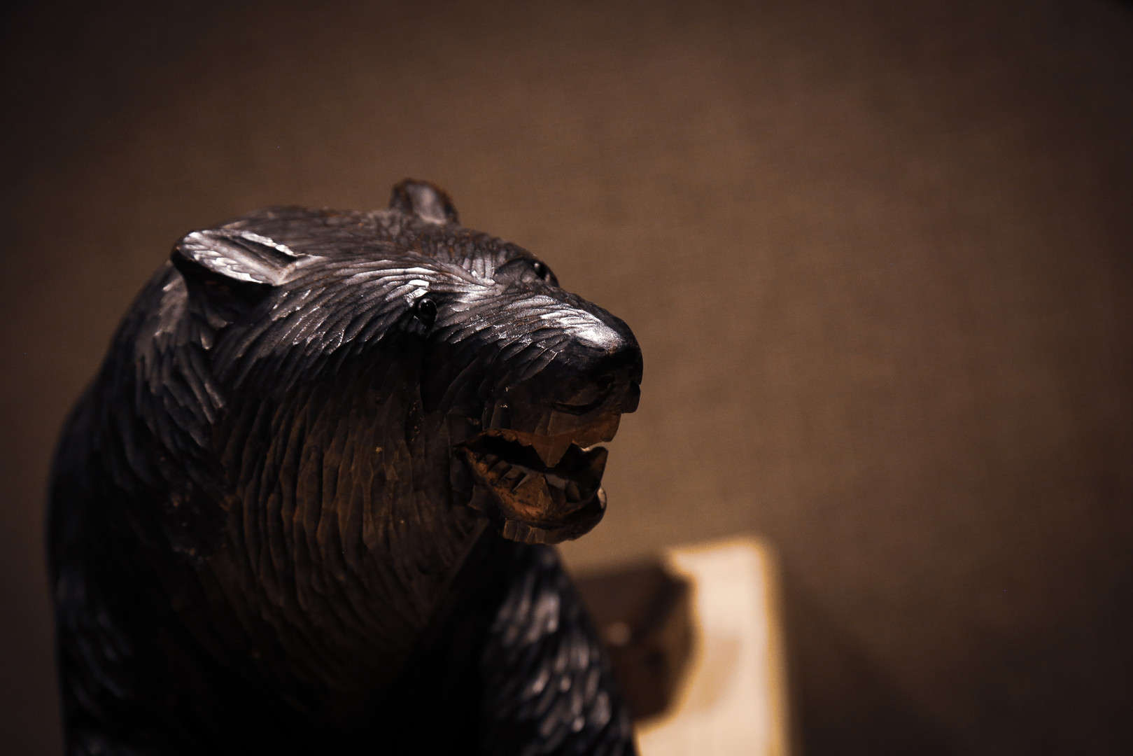 旭川系木彫り熊