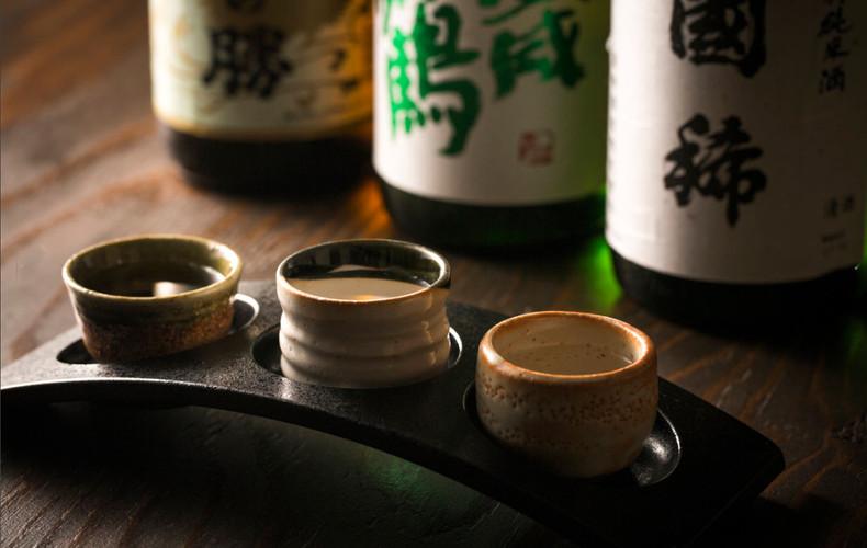 北海道の酒飲み比べセット