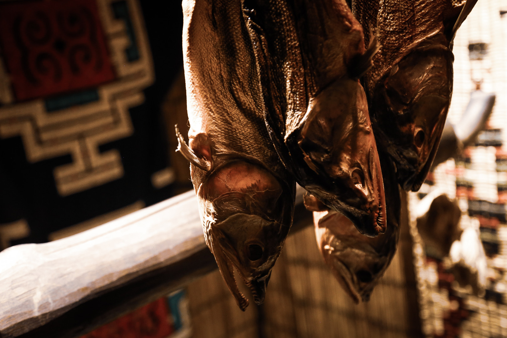 アイヌ伝統の保存食「サッチェプ」