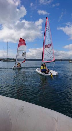Sailing Year 9/10