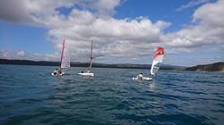 Year 9/10 Sailing