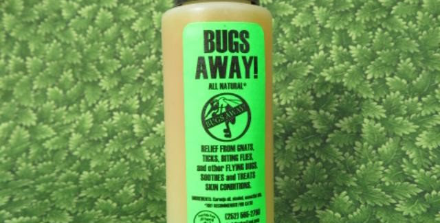Bugs Away! Oil, 2oz.
