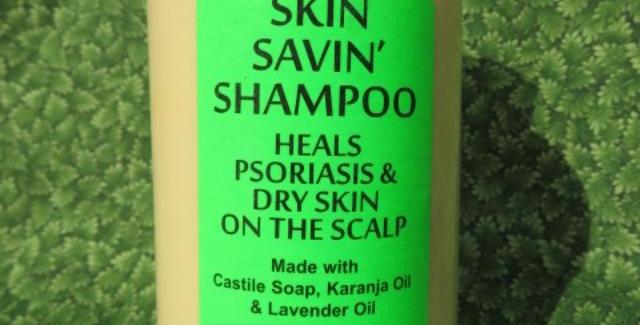 Skin Savin' Shampoo, 16 0z.