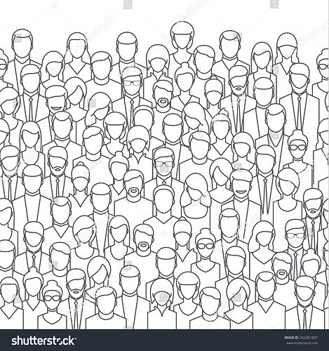 stock-vector-the-crowd-of-abstract-peopl