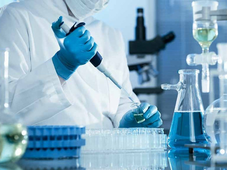Positive results for British biotech