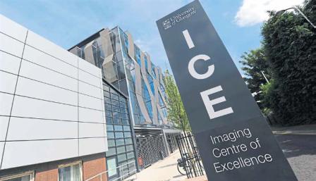 Glasgow nucleus of unique 'triple helix' precision medicine project