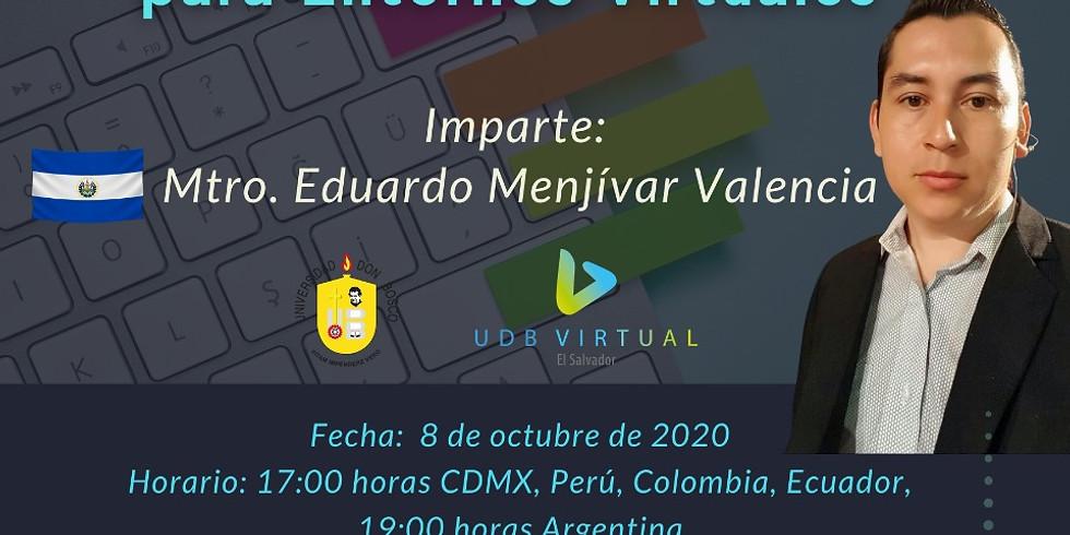 """""""Herramientas de Evaluación para Entornos Virtuales"""""""