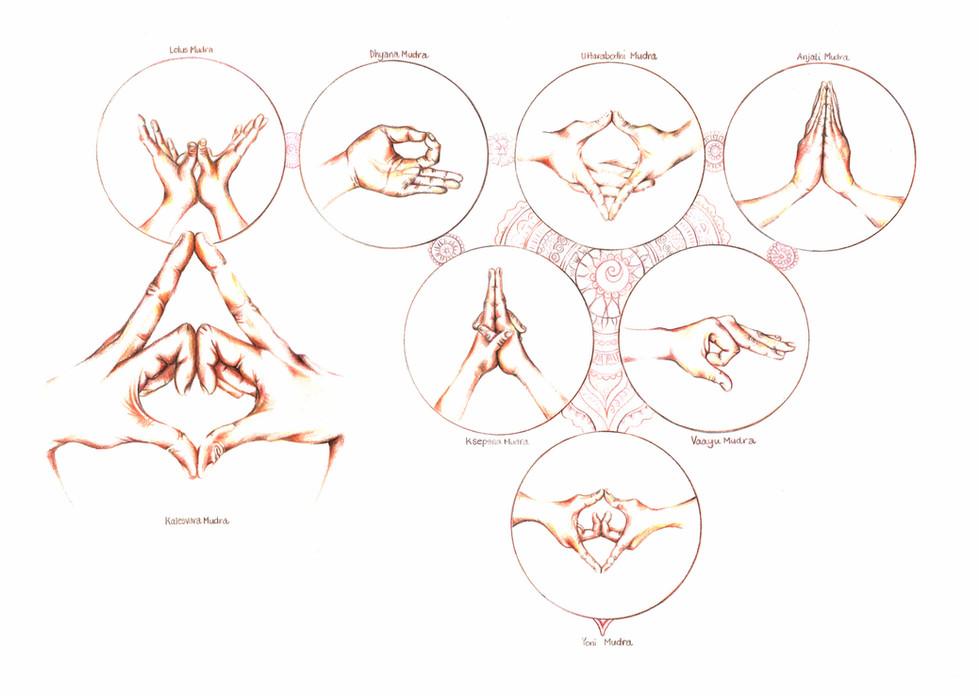 Yoga Hastha Mudra