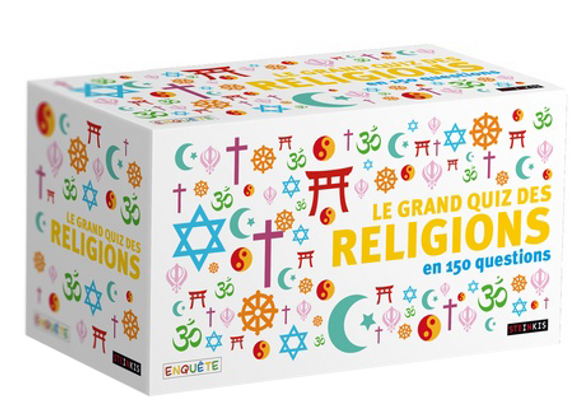 Le grand quiz des religions