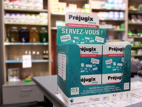 Le Préjugix 400mg : une solution anti-préjugés, enfin une pilule facile à avaler !
