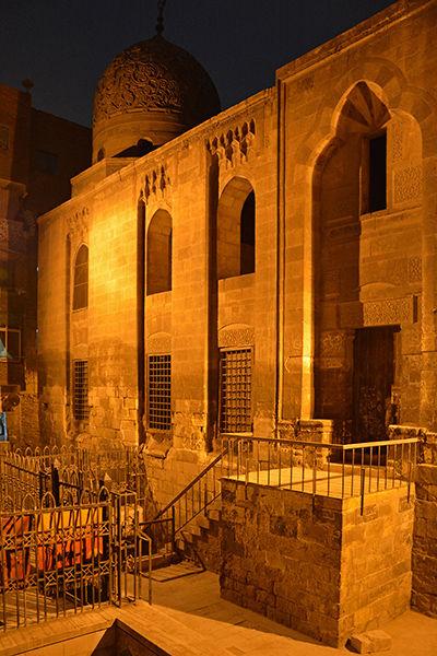Mausoleum of al-Gulshani, Cairo