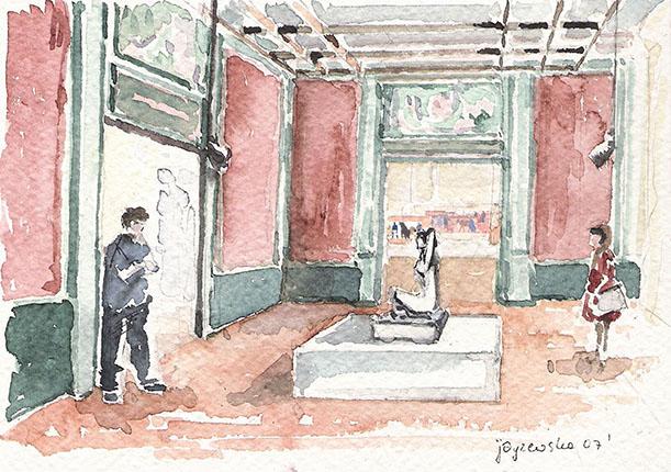 Museum Of Modern Egyptian Art Cairo