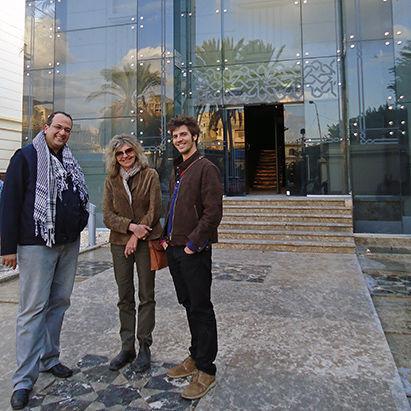 Calligraphy Museum Alexandria - ARCHiNOS