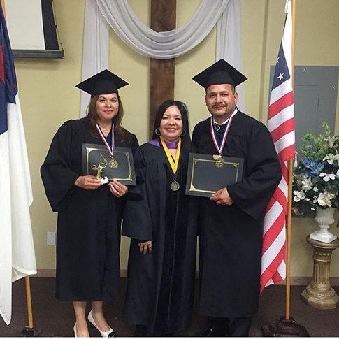 Graduación.