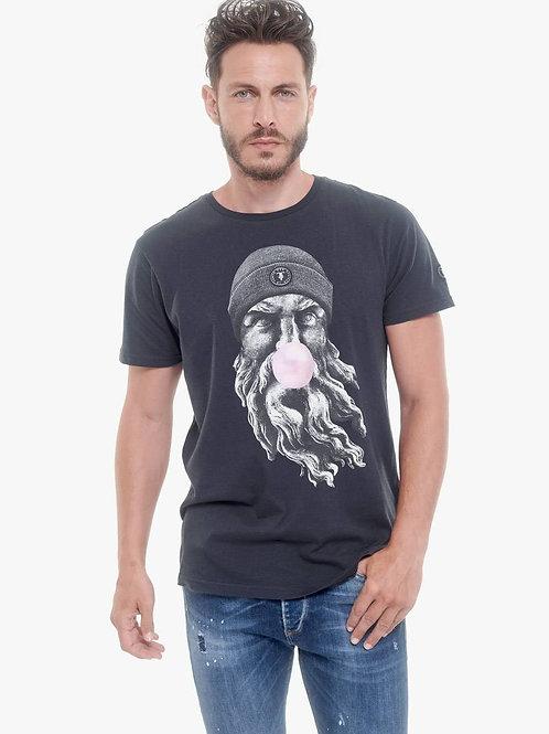 T-shirt marine - Le Temps des Cerises