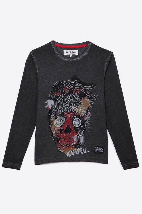 KAPORAL t-shirt gris Otor enfant