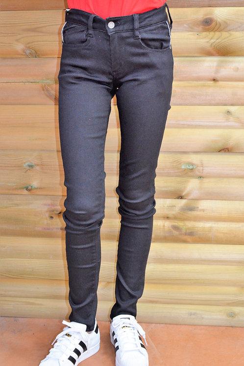 Jeans Slim noir - Le Temps des Cerises