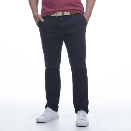 Pantalon chino bleu - Ruckfield