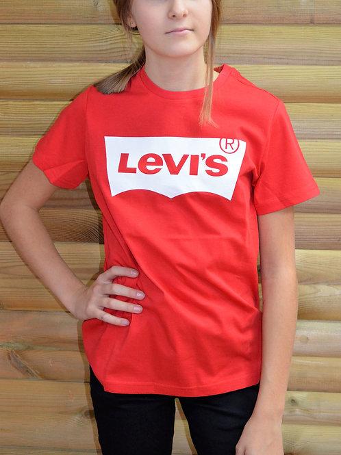 T-Shirt rouge - Levis
