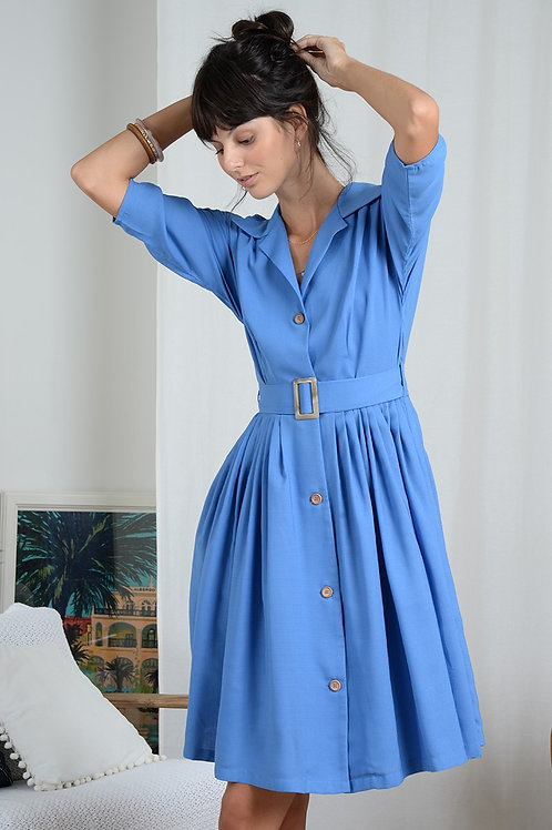 Robe vintage   MOLLY BRACKEN