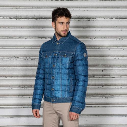 Doudoune bleu jeans - JOTT