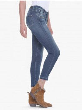 Jeans power skinny7/8ème - Le temps des cerises