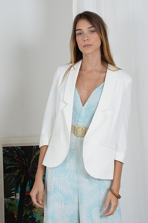 Veste blanche   MOLLY BRACKEN