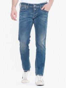 Jeans 700/11 Casey bleu délavé - Le Temps des Cerises