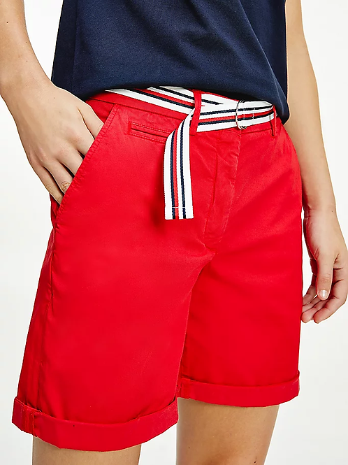 Short chino rouge - Tommy Hilfiger