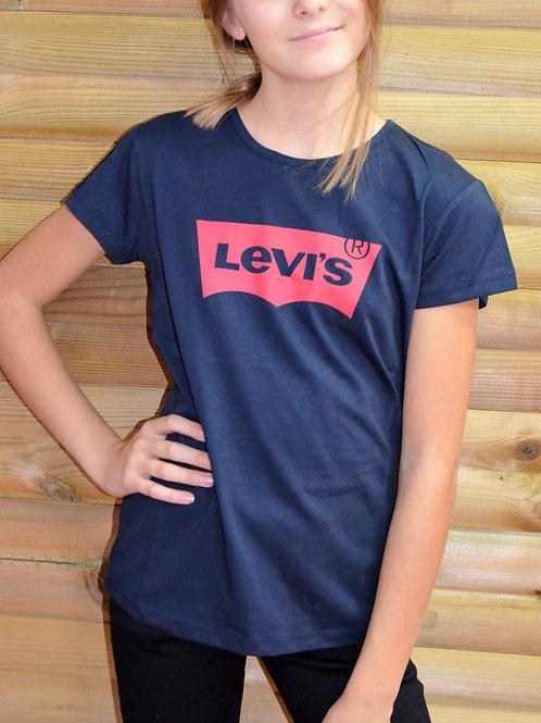 T-Shirt bleu - Levis