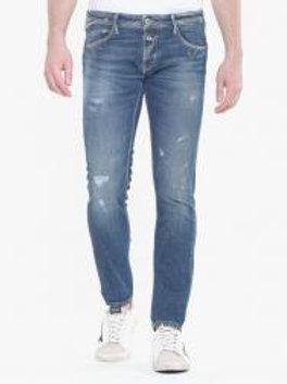 Jeans 700/11 Slim Archi bleu - Le Temps des Cerises