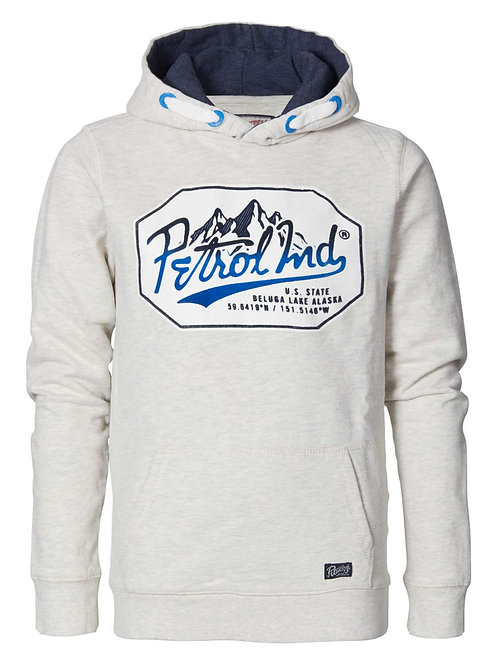 Pétrol Industrie sweat logo