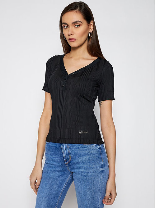 Top strass GUESS