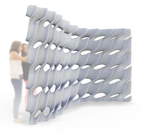 3D Printed Wall