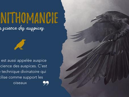 Qu'est-ce que l'ornithomancie ?