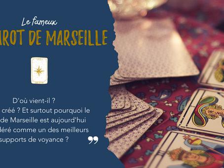 Comment fonctionne le Tarot de Marseille ?